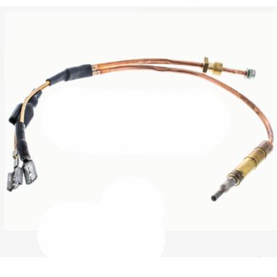 Termopar Calentador Cabeza Lisa 500mm R/10