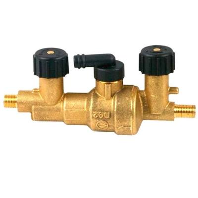 Conjunto Inyector Gas Propano Caldera Roca Novanox24/24F 125566226