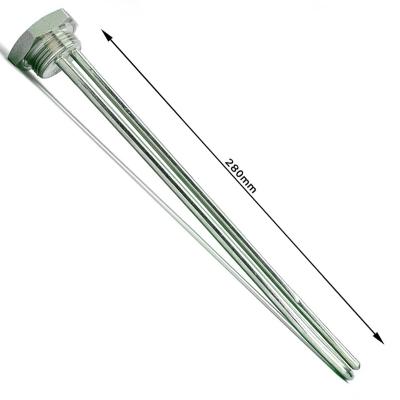 Resistencia Termo Electrico Vaina Niquel Rosca 1 1/4 800w 220v Standard