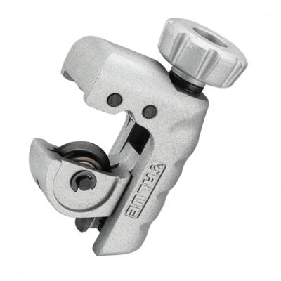 1 Manguera Azul Carga Gas Refrigerante 1/4 x 1/4 90Cm