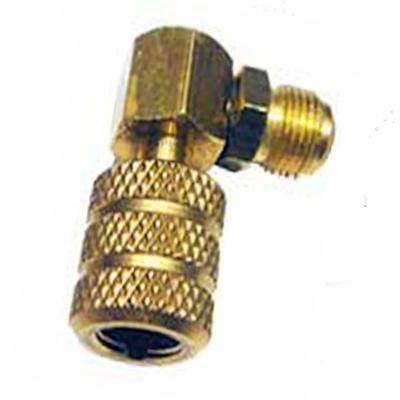 Manometro Baja Presion 80mm Glicerina Rosca 1/8 R22, R410A, R407, R134 Sin Puente