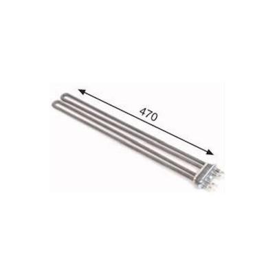 Resistencia Estufa Pellets 9.9x170x300w x 230v C500 3/8 Laminox