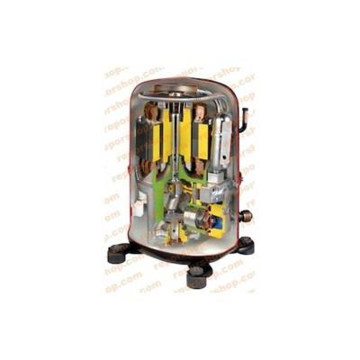 Compresor Embraco E4456Y R134 Media Temperatura Motor 1451cc 220/240v