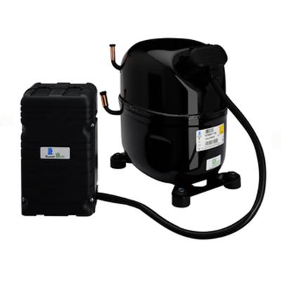 Compresor Tecumseh Tfh2480Z R404 Baja Temperatura Motor 53,20cc 400/440v