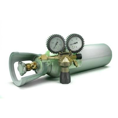 Manometro Alta Presion 70mm Rosca 1/8 R22 R407c R410a Sin Puente