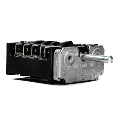 Interruptor Bipolar Rojo 16A 250v Standard