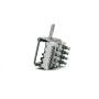 Compresor Tecumseh Tfh4540Z R404 Media Temperatura Motor 7425cc 400/440v