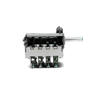 Pulsador Bipolar Luz verde 16 Standard 250v
