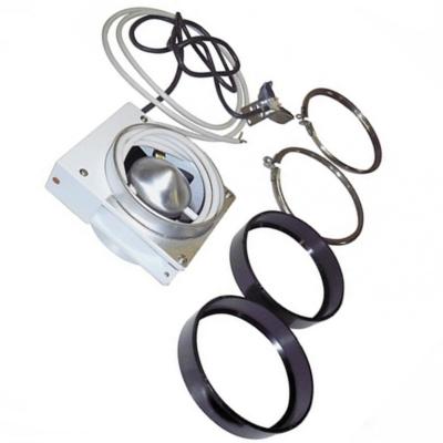 Compresor Tecumseh Tg4573Z R404 Media Temperatura Motor 1348cc 400/440v