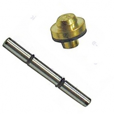 Manometro Vacuometro Conexion Radial 1/8  Visor 80mm