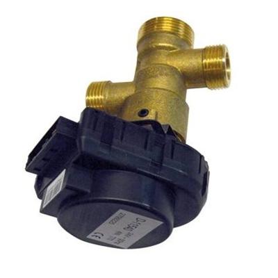 Venturi Extractor Ventilador Caldera Fagor Fe24Tc1N Con Tuercas Ventilador